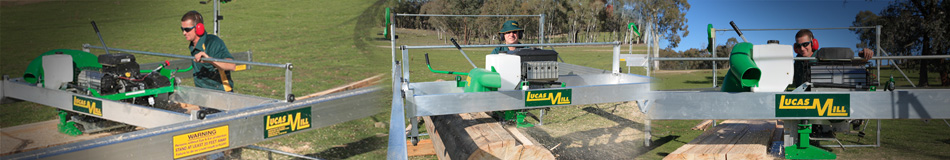 portable sawmill products